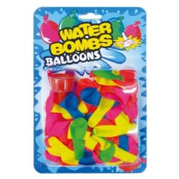 144 Units of Eighty Count Water Balloon - Water Balloons