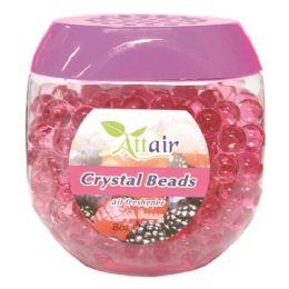 24 Units of 8oz Bead fresh berry - Air Fresheners