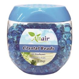 24 Units of 8oz Bead clean linen - Air Fresheners