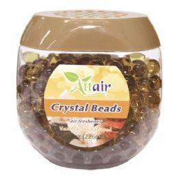 24 Units of 8oz Bead vanilla - Air Fresheners