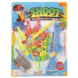 48 Units of Dart Gun And Target Set - Toy Sets