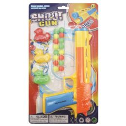 96 Units of Large Toy Gun And Target Set - Toy Weapons