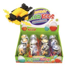96 Units of Egg With Toy Block - Party Favors