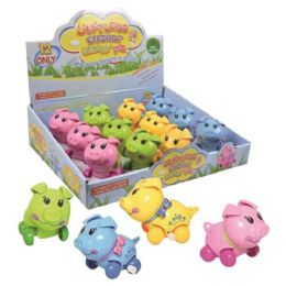 96 Units of Top toy pigs - Party Favors