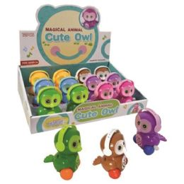 96 Units of Top Toy Owl - Light Up Toys