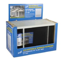 """24 Units of Window Screen 10x25"""" - Home Accessories"""