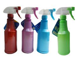 72 Units of Pearlized Spray Bottle - Spray Bottles