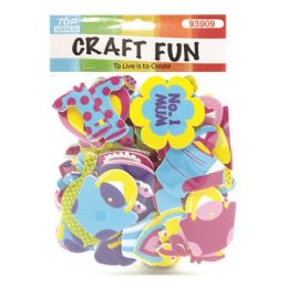 72 Units of Craft Fun Assorted Items - Scrapbook Supplies