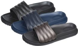 24 Units of Men's Slippers - Men's Slippers