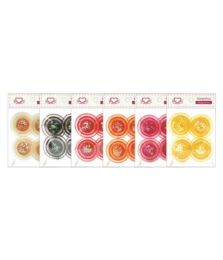 144 Units of Satin Hat Four Piece - Craft Beads