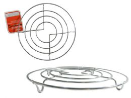 48 Units of Metal Hot Pad Holder, Trivet - Coasters & Trivets