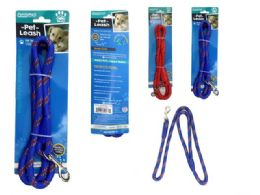 144 Units of Dog & Pet Leash - Pet Collars and Leashes