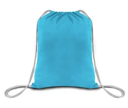 216 Units of Economical Sport pack-Torquoise - Tote Bags & Slings