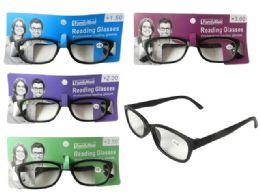 300 Units of Black Reading Glasses - Reading Glasses