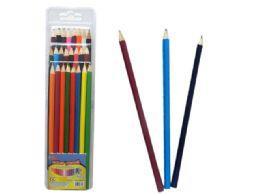 72 Units of 24pc Color Pencil Set - Pencils