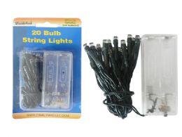 144 Units of 20 LED String Lights - Home Decor