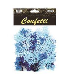 144 Units of Baby Boy Confetti - Baby Shower