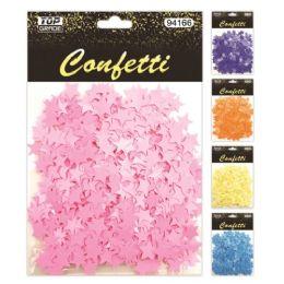 144 Units of Stars Confetti - Streamers & Confetti