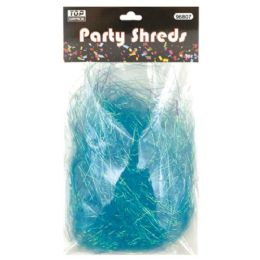 96 Units of Party Shreds Baby Blue - Bows & Ribbons