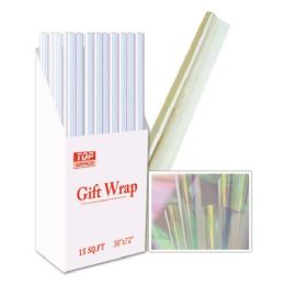 144 Units of Cello Wrap Clear - Gift Wrap