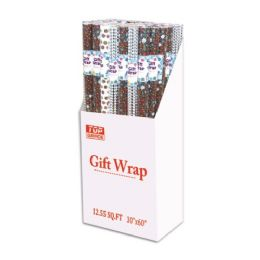 72 Units of Hot stamp gift wrap - Gift Wrap