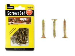 "96 Units of 1"" Screws, 50pc (approx) - Drills and Bits"