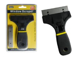 96 Units of 6pc Safety Cutter & Scraper Set - Hardware Miscellaneous