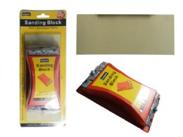 24 Units of Sanding Block Set - Hardware Miscellaneous