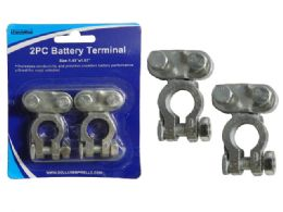 96 Units of 2pc Battery Terminals - Batteries