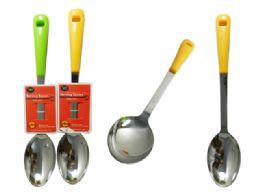 24 Units of Heavy Duty Serving Spoon - Kitchen Cutlery