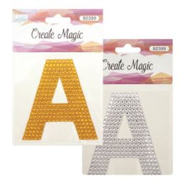 144 Units of Crystal sticker A - Craft Beads