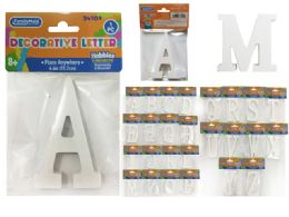 144 Units of Numerical Craft Decor Letter - Craft Wood Sticks and Dowels