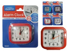 144 Units of Alarm Clock - Hair Accessories