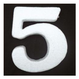 96 Units of Foam Number Five - Foam & Felt