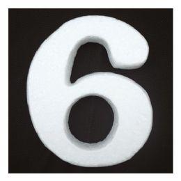 96 Units of Foam Number Six - Foam & Felt