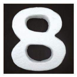 96 Units of Foam Number Eight - Foam & Felt