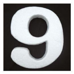 96 Units of Foam Number Nine - Foam & Felt