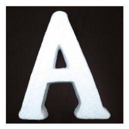 96 Units of Foam Letter A - Foam & Felt