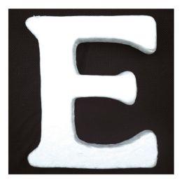 96 Units of Foam Letter E - Foam & Felt