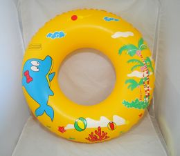 "72 Units of 32"" Swim Ring - Summer Toys"