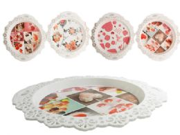 48 Units of Round Tray - Serving Trays