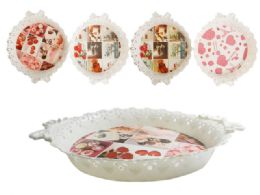 60 Units of Round Tray - Serving Trays