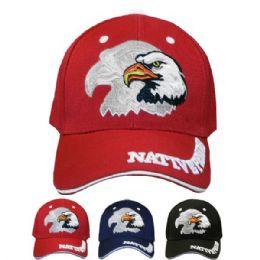 24 Units of Native Pride Cap - Baseball Caps & Snap Backs