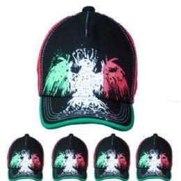 24 Units of Mexican Eagle Cap - Baseball Caps & Snap Backs
