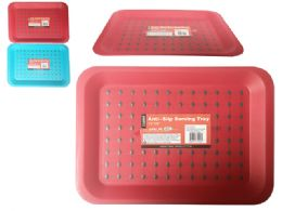 24 Units of Serving Tray Anti-Slip - Serving Trays