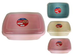 48 Units of Rectangle Food Container - Storage Holders and Organizers
