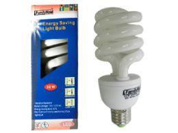 30 Units of 32 Watt Energy Saving Spiral Lightbulb - Lightbulbs