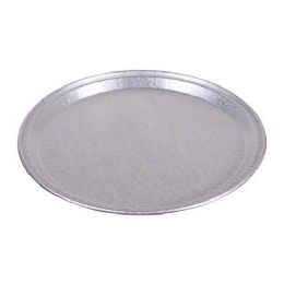 "25 Units of 12""embossed round serving tray - Serving Trays"