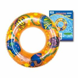 "36 Units of 27"" Swimming ring - Beach Toys"