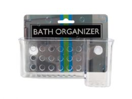 36 Units of Bath Organizer With Suction Cups - Bathroom Accessories